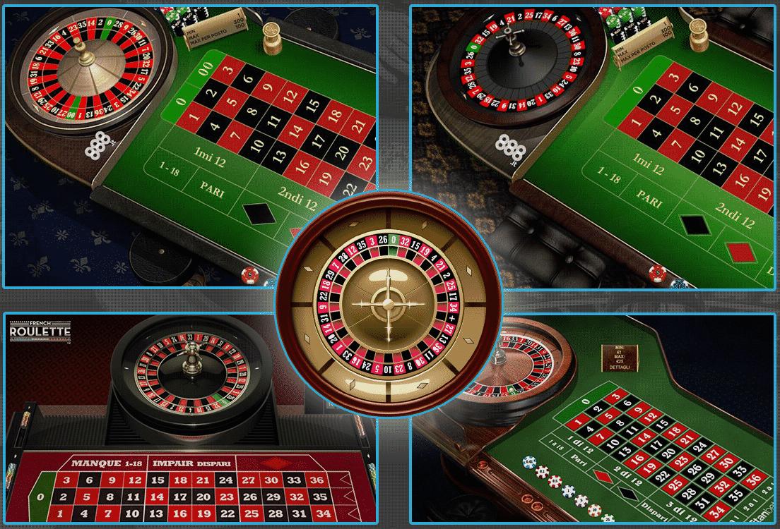 Roulette americana11900