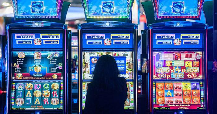 Slot machines58675