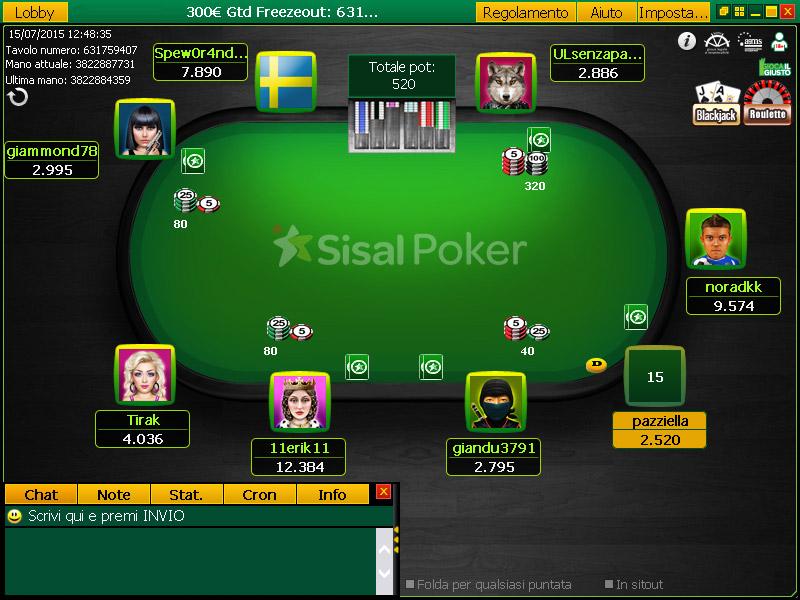 Tornei di poker45072