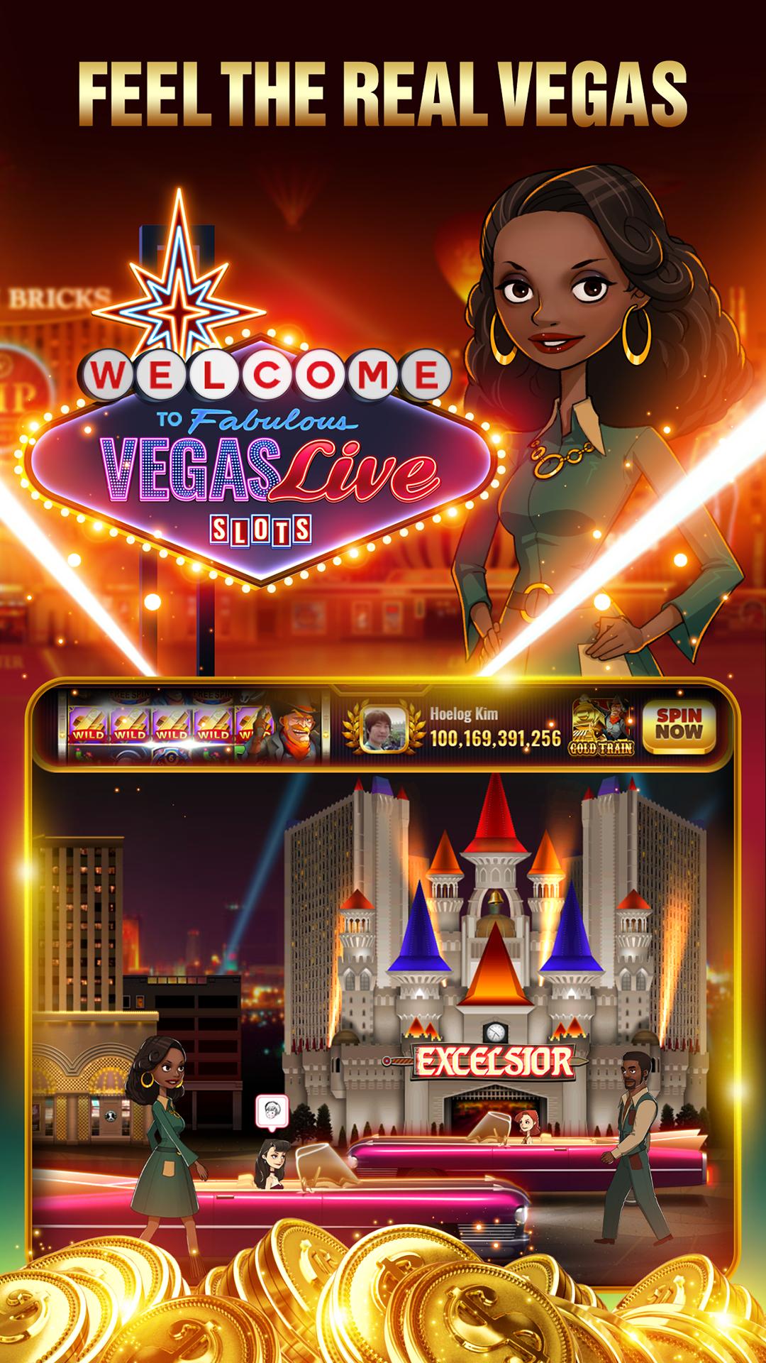 Casinò live Vegas43608