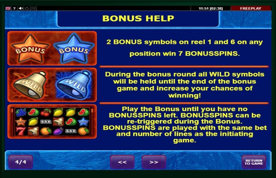Cashback bonus slot21105