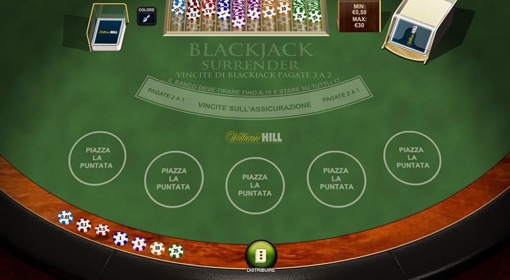 Blackjack live92405