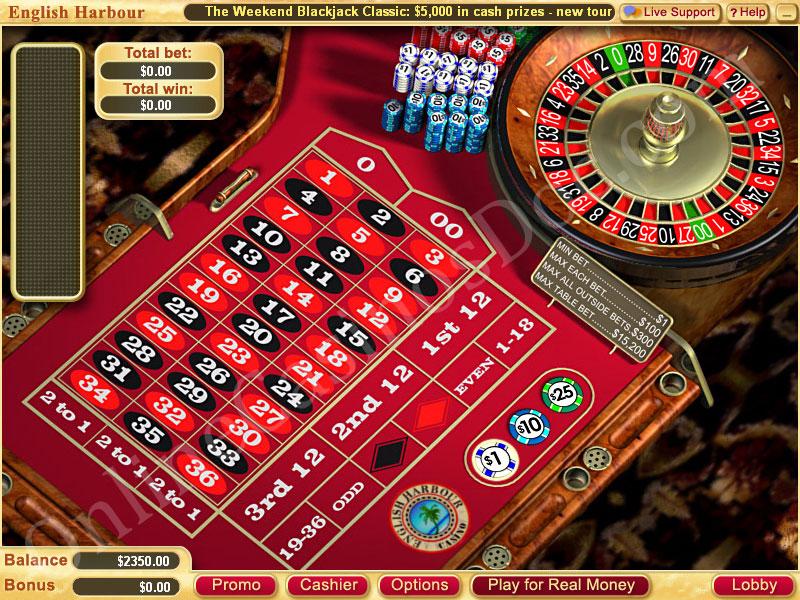 Varianti della roulette10992
