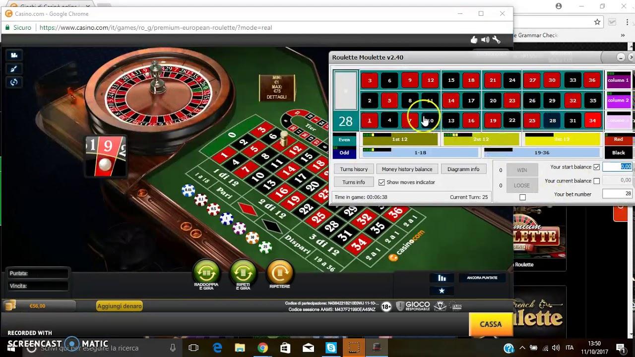 Roulette 3D43324