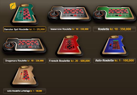 Roulette con croupiers94271