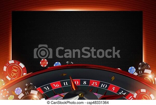 Roulette 3D83336
