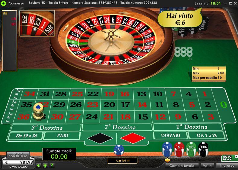 Roulette show95894