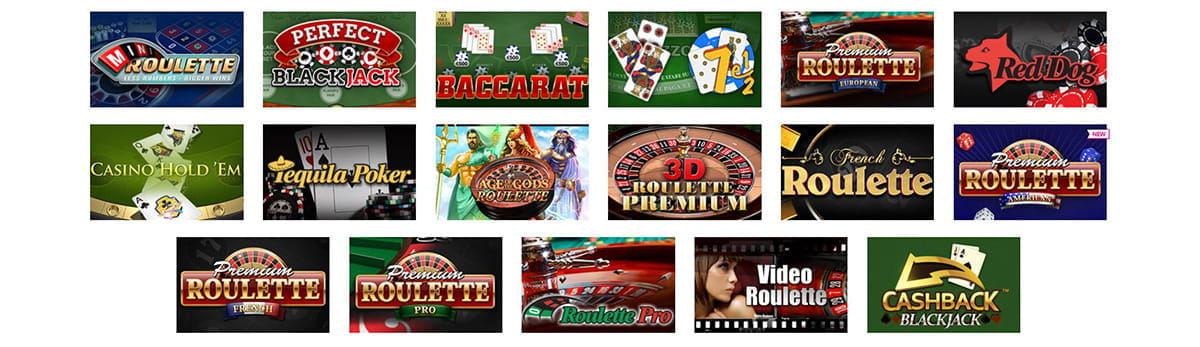 Microgaming European 92714