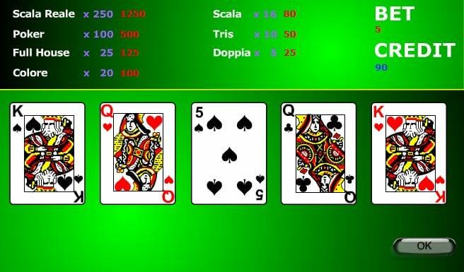 Poker combinazioni91311