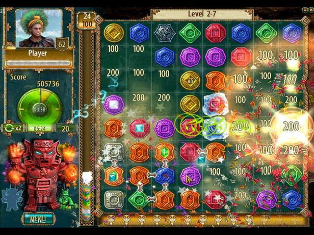 Montezuma Treasure82626