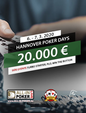 Casinò live Poker 98265