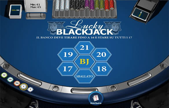Duello Blackjack 50711