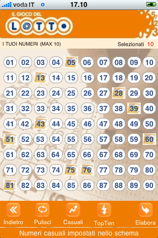 Lotto come fare 78606