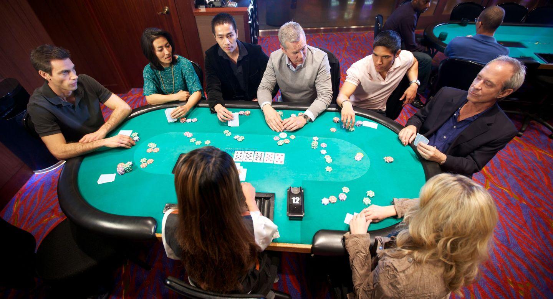 Poker in76086