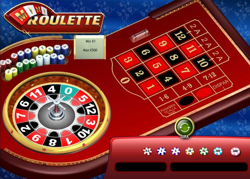 Roulette senza53565
